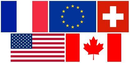 EXANERGY Routes, disponible en Europe et Amérique du Nord, en français et anglais