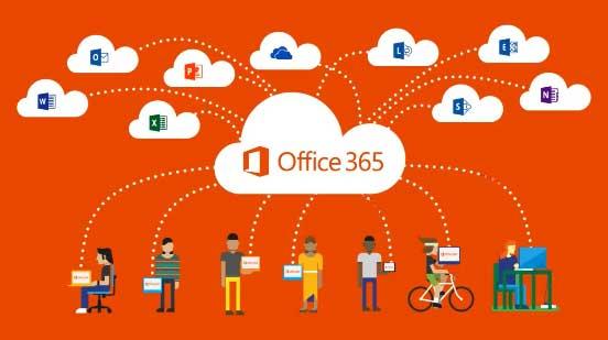Les outils de communication et de productivité d'Office 365