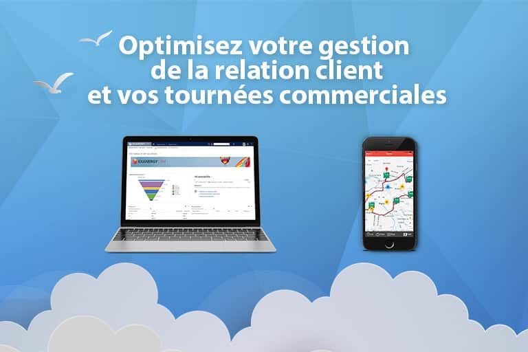 Exanergy CRM et Routes