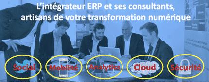 Le Groupe HLi, intégrateur ERP et artisan de votre transformation numérique