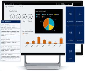 Plateforme intelligente de Microsoft Dynamics 365 pour le Service Client