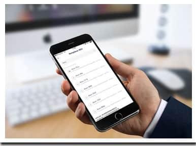Votre logiciel de gestion de tournées sur mobile