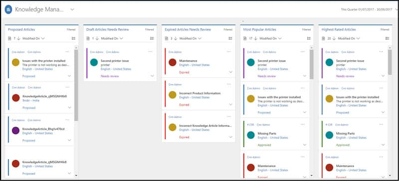 Avec EXANERGY Service Client, vous pouvez gérer et compléter votre base de connaissance avec efficacité
