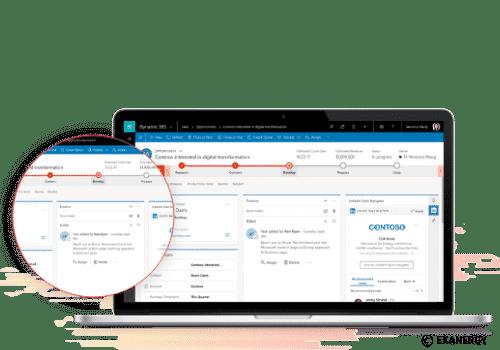 Détectez de nouveaux prospects avec l'intégration de Linkedin Sales Navigator dans le CRM force de vente